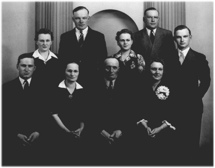 Wisconsin Knuth Family